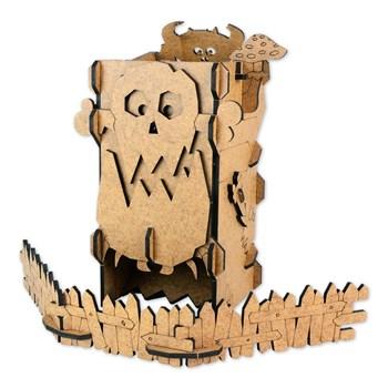 Настольная игра Башня для бросания кубиков (Dice Tower). Тотем орков