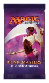 Iconic Masters — бустер