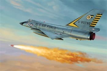 САМОЛЁТ F-106A DELTA DART