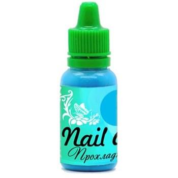Краска для ногтей Nail Art — Прохладный голубой 15мл