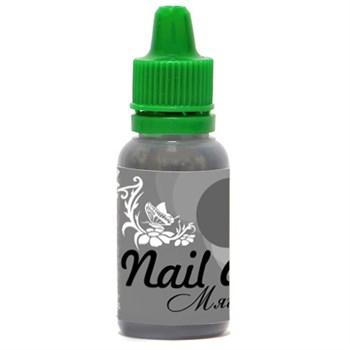 Краска для ногтей Nail Art — Мягкий серый 15мл