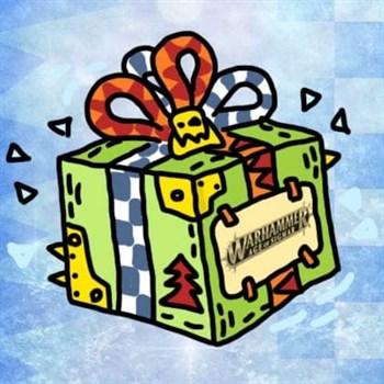 Новогодняя коробка Сигмара от Дядюшки