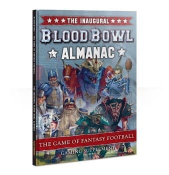 THE INAUGURAL BLOOD BOWL ALMANAC (ENG)