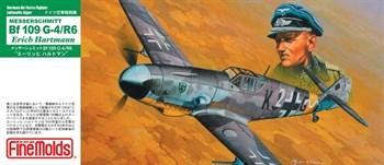 "FL13 ИГРУШКА САМОЛЕТ BF109 G-4/R-6 ""ERICH HARTMANN"" (1:72)"