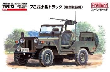 FM35 ИГРУШКА АВТОМОБИЛЬ JGSDF TYPE 73 LIGHT TRUCK W/MG (1:35)