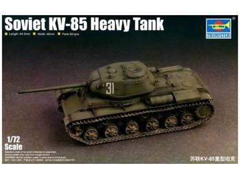 ТАНК SOVIET KV-85 HEAVY TANK