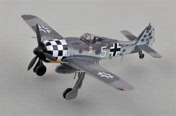 "САМОЛЁТ FW190A-6, ""WHITE 5"", UFFZ RUDOLF HUBL. I./JG1. JULY 1943"