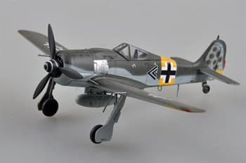 САМОЛЁТ FW190A-6, I./JG54, HAUPTMANN WALTER NOWOTNY, 11.1943