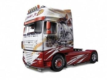 "ГРУЗОВИК DAF XF105 ""SMOKY JR"" SHOWTRUCK"