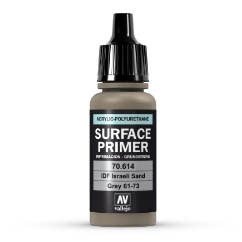 Surface Primer IDF Gris Arena Israel 17 ml.