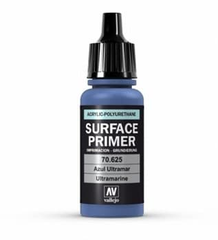 Surface Primer Ultramarine 17 ml.