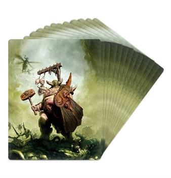Warscroll Cards: Maggotkin of Nurgle (eng)