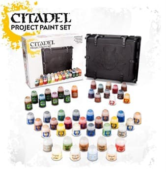 Citadel Project Paint Set (2017)