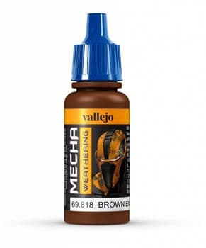 Brown Eng. Soot (Matt)