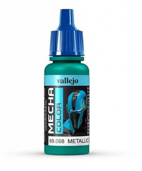 Mecha Color Metallic Green 17 ml.