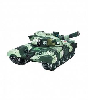 Сборная модель из картона. Серия: Бронетехника. Масштаб 1/35. Танк Т-90 UN