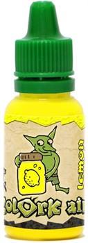 Краска для аэрографии Colork Air lemon acid Yellow 15мл
