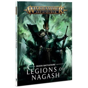 Battletome: Legions Of Nagash (hb) (eng)
