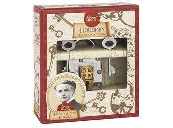 """Купите настольную игру-головоломку Профессор Пазл: """"Гудини"""" (Houdini's Escapology Puzzle, 1676) в интернет-магазине """"Лавка Орка"""". Доставка по РФ от 3 дней."""