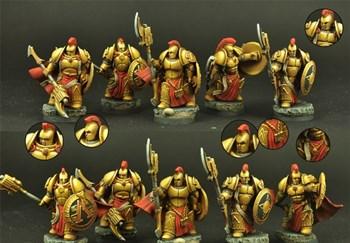 5 Spartan SF Veterans set