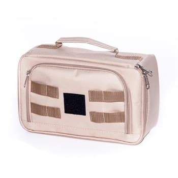 Skirmish-box Orks Workshop Bag-S (Army Transport) Beige / Бежевый