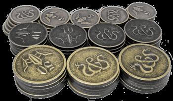 Клинок и колдовство. Sword & Sorcery - Металлические монеты