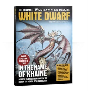 White Dwarf March 2018 (eng)