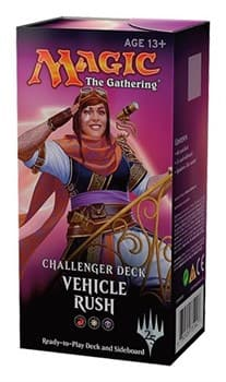 Challenger Deck: Vehicle Rush