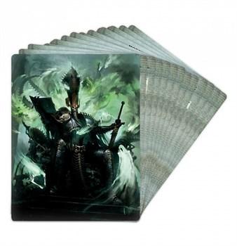 Warscroll Cards: Legions Of Nagash (eng)