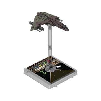 Star Wars: X-Wing - Kihraxz Fighter