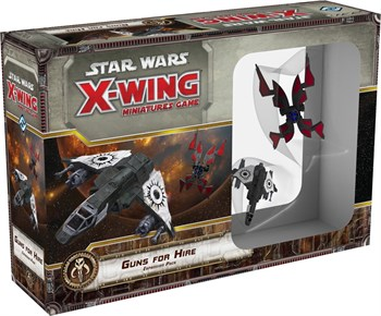Star Wars: X-Wing - Guns for Hire