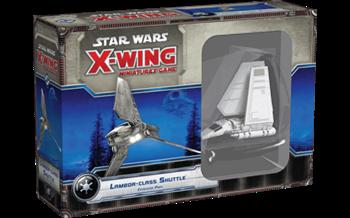Star Wars: X-Wing – Lambda-class Shuttle