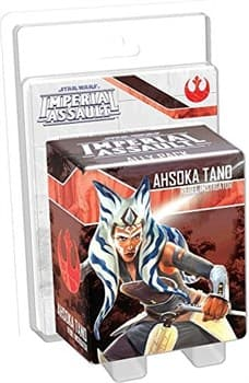Star Wars Imperial Assault:: Ahsoka Tano Ally Pack