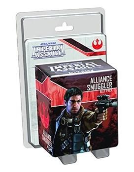 Star Wars Imperial Assault:: Alliance Smuggler Ally Pack