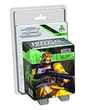 Star Wars Imperial Assault:: Bossk Villain Pack