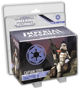Star Wars Imperial Assault:: Captain Terro