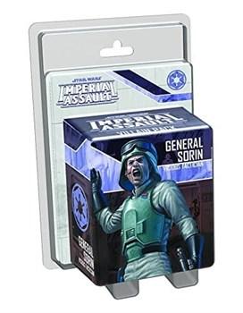 Star Wars Imperial Assault:: General Sorin Villain Pack