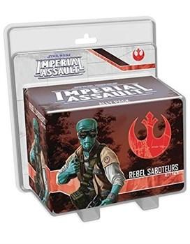 Star Wars Imperial Assault:: Rebel Saboteurs Ally Pack