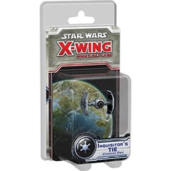 Star Wars X-Wing: Inquisitor's TIE - EN