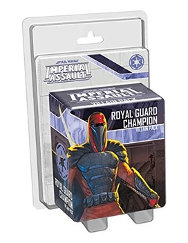 Star Wars Imperial Assault:: Royal Guard Champion Villain Pack