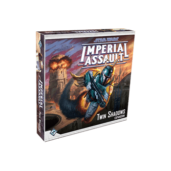 Star Wars Imperial Assault:: Twin Shadows