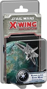 Star Wars: X-Wing - Alpha-class Star Wing
