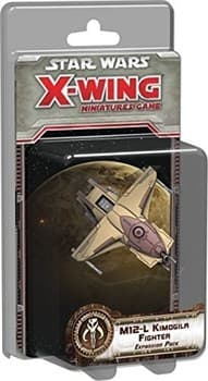 Star Wars: X-Wing - M12-L Kimogila Fighter
