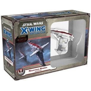 Star Wars: X-Wing - Resistance Bomber