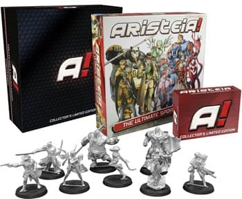 Aristeia! Core Collector´s Limited Edition (EN)