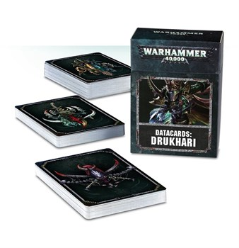 Datacards: Drukhari (english)