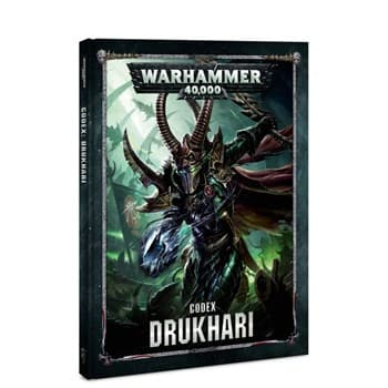 Codex: Drukhari (hb) (english)