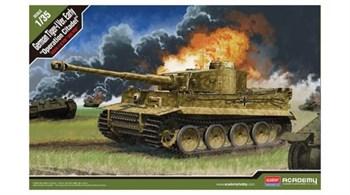 "Танк   German Tiger-I Ver. Early ""oPERATION Citadel""  (1:35)"