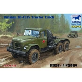 Автомобиль  Russian 131V Tractor Truck  (1:35)