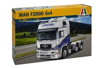 Автомобиль  Ман F2000 6x4 (1:24)